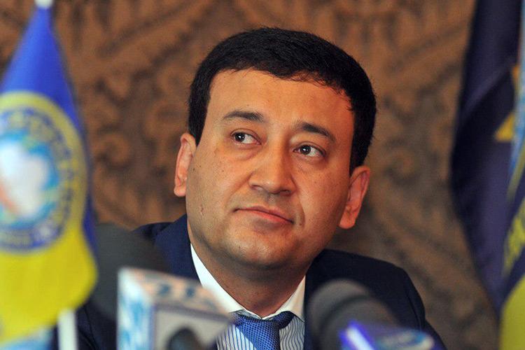 Президент Олимпийского комитета Узбекистана подал в отставку