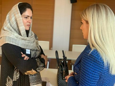 Побег от женоненавистников «Талибана»