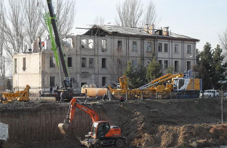 Прокуратура Ташкента отреагировала на ситуацию со сносом дома с жильцами