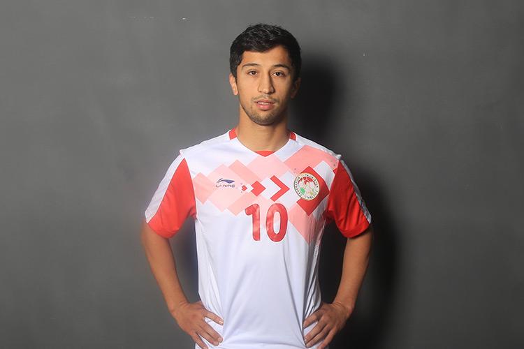 ФИФА разрешила футболисту российской «молодежки» выступать за Таджикистан