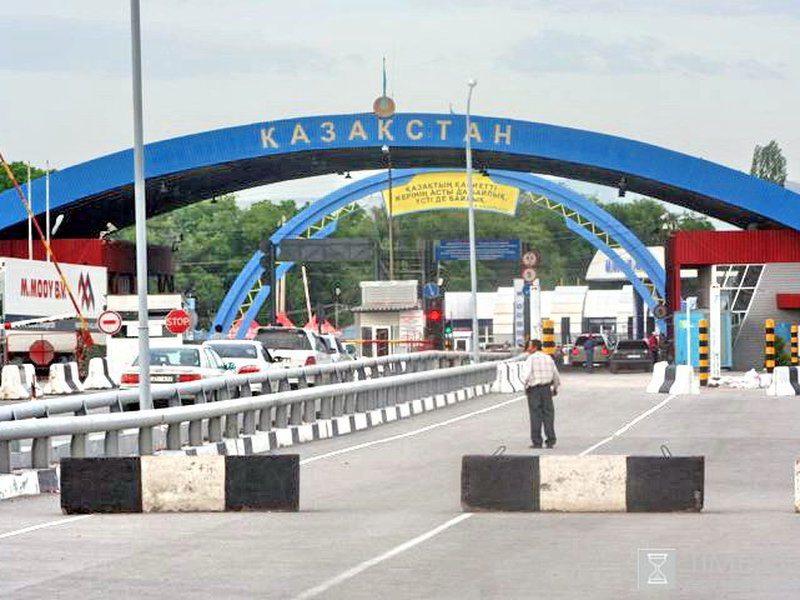 Казахская таможня