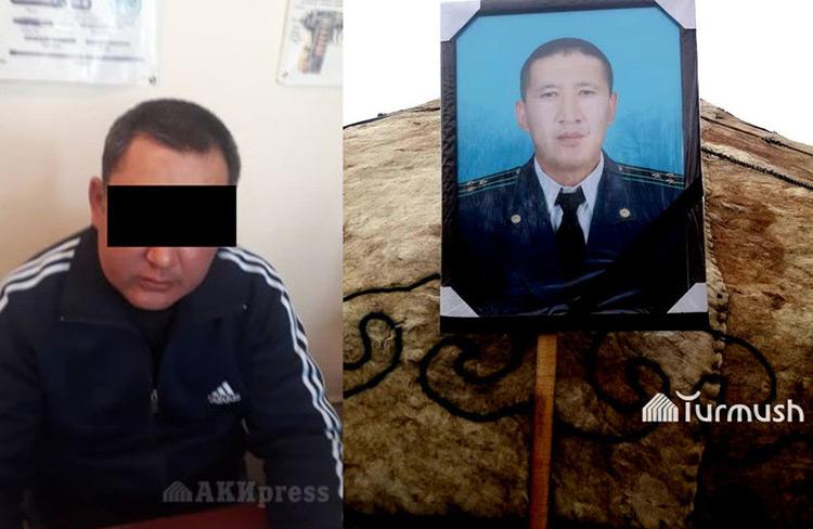 Убийство прокурора Баткена. Глава ГКНБ встретился с родственниками осужденного