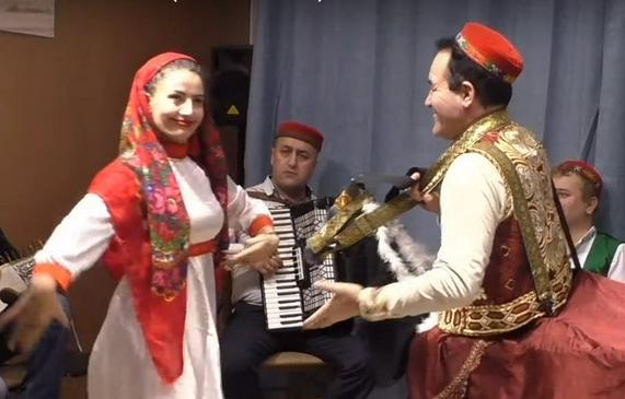 В «Доме Ферганы» в Москве прошел концерт традиционной музыки «Эхо Памира»