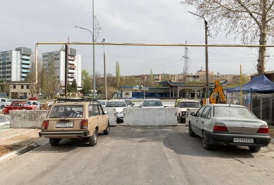 Ташкент для своих