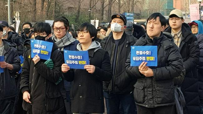 Борьба корейских мальчиков