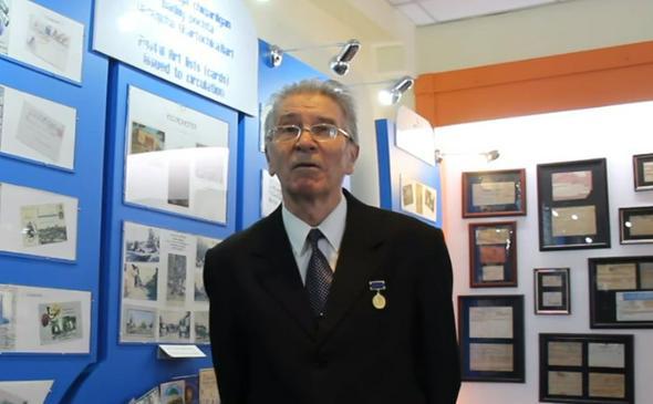 Ташкент и первое телевидение