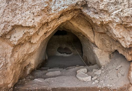 Корахана — сектантское капище под Алмалыком