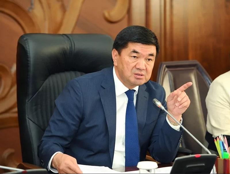 Премьер-министр Киргизии призвал бизнес выйти из тени ради детсадов и дорог