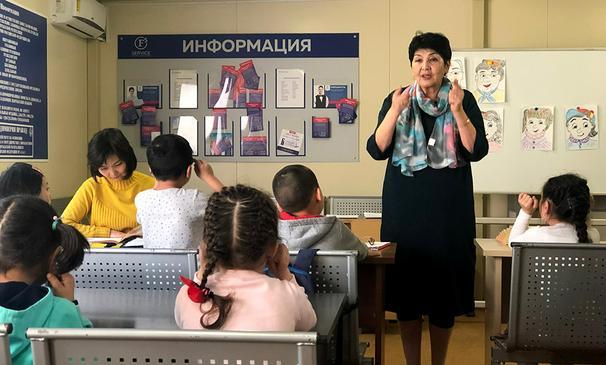 Русский ким жаттады?