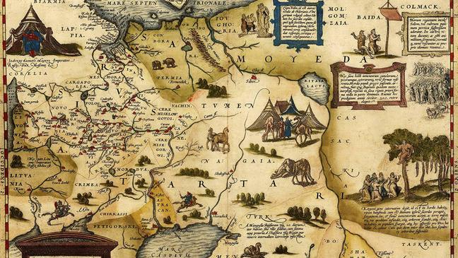 50 ведер горячего вина для бухарского хана