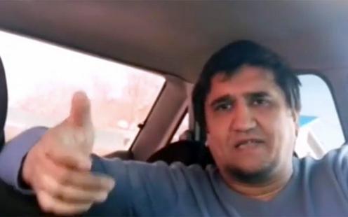 Таджикского блогера задержали в России за фейк о вакцинации от коронавируса