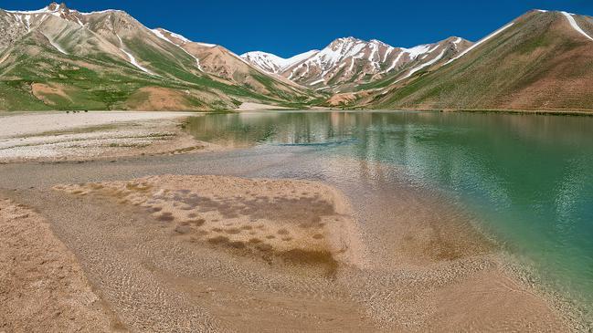 Арашанские озера — святилище над облаками
