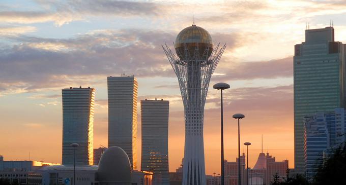 Астана VS Нур-Султан