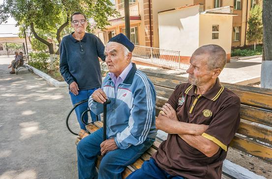 Лимиты на старость