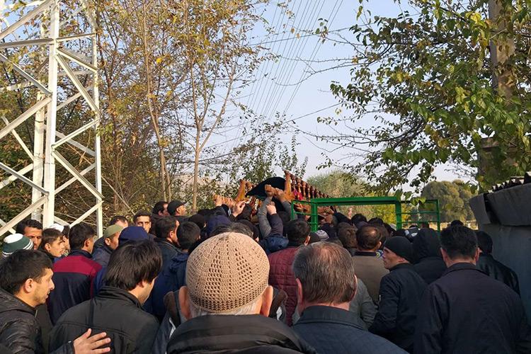 Раскрыты личности напавших напогранзаставу вТаджикистане боевиковИГ